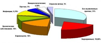 Изображение №2: Мужское бесплодие - причины и лечение  - ЭКО-блог
