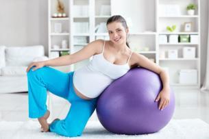 Изображение №1: Болит поясница при беременности - ЭКО-блог