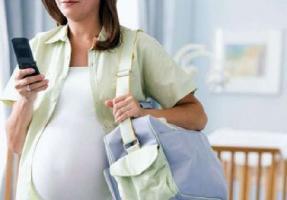 Изображение №3: Как у беременных отходят воды перед родами - ЭКО-блог
