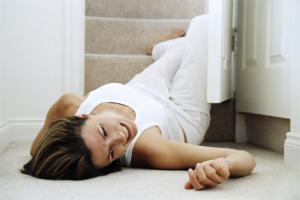 Изображение №1: Падения при беременности - ЭКО-блог