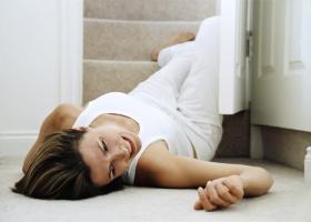 Падения при беременности - ЭКО-блог