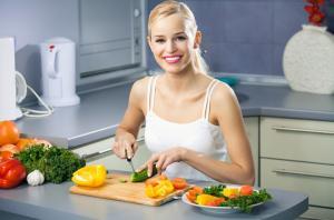 Изображение №1: Фаст-фуд и недостаток фруктов в рационе мешают забеременеть - ЭКО-блог