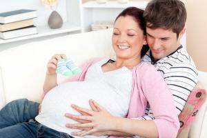 Изображение №1: Отношения с мужем во время беременности - ЭКО-блог