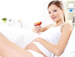 Изображение №2: Как наладить пищеварение при беременности - ЭКО-блог