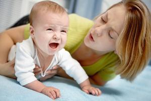 Изображение №2: Почему ребенок плачет? - ЭКО-блог