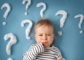 Почему ребенок плачет? - ЭКО-блог