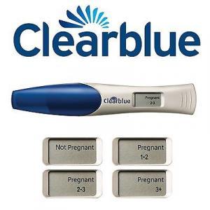 Изображение №3: Тест на беременность ClearBlue - ЭКО-блог