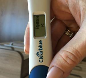 Изображение №5: Тест на беременность ClearBlue - ЭКО-блог
