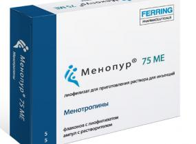 Менопур - ЭКО-блог