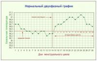 Изображение №1: Базальная температура при овуляции - ЭКО-блог